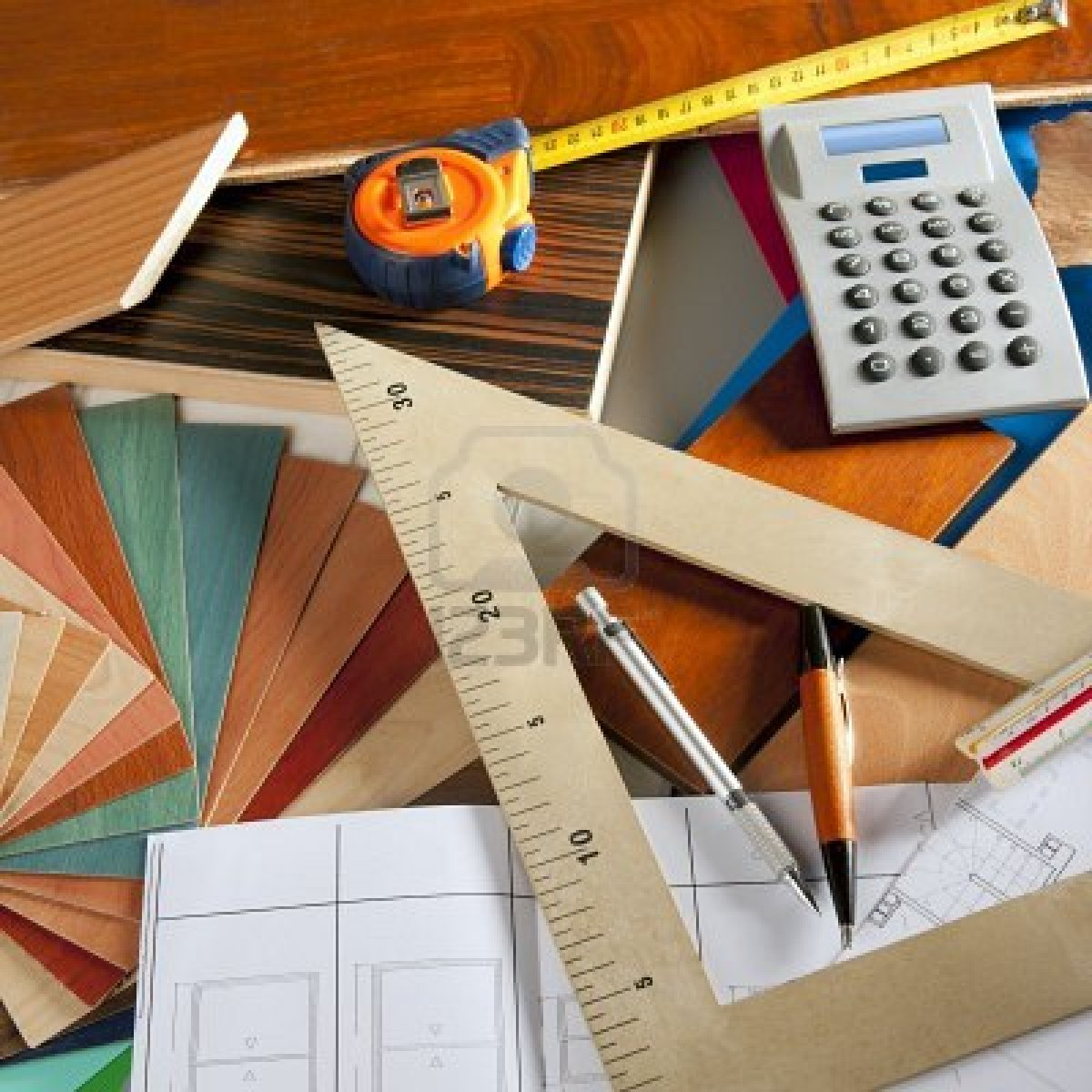 Human response and interior design exploring the for Online interior decorating tool